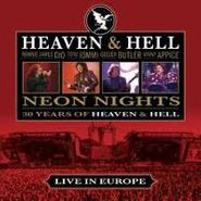 Heaven and Hell, Neon Nights:  30 Years Of Heaven & Hell Live In Europe (CD)