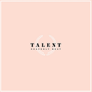 Heavenly Beat, Talent (CD)