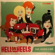 Les Hell On Heels, Dogs, Records & Wine (LP)