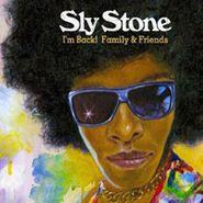 Sly Stone, I'm Back! Family & Friends (CD)