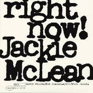 Jackie McLean, Right Now! [Remastered] (CD)
