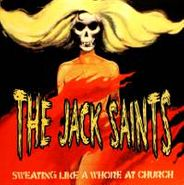 """The Jack Saints, Fools II / Sweating Like A Whore At Church [Limited Edition, Colored Vinyl] (10"""")"""