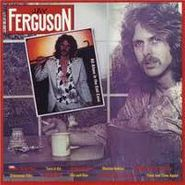 Jay Ferguson, All Alone In The End Zone (CD)