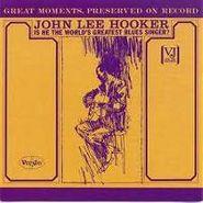 John Lee Hooker, Is He The World's Greatest Blues Singer? (CD)