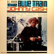 Johnny Cash, All Aboard The Blue Train (LP)