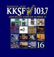 Various Artists, KKSF 103.7 - AIDS Relief Sampler Number 16 (CD)
