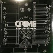 Crime, Exalted Masters (LP)