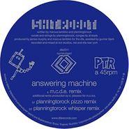 """Shit Robot, Answering Machine Remixes (12"""")"""