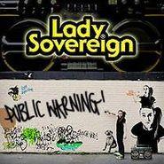 Lady Sovereign, Public Warning (CD)
