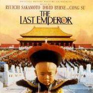 Ryuichi Sakamoto, The Last Emperor [OST] (CD)