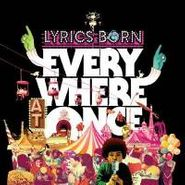 Lyrics Born, Everywhere At Once (CD)