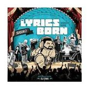 Lyrics Born, The Lyrics Born Variety Show Season 2 (CD)