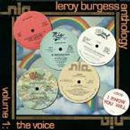 Leroy Burgess, Vol. 1-Anthology -the Voice (CD)