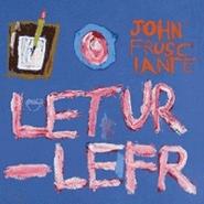 John Frusciante, Letur-Lefr EP (CD)