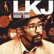 Linton Kwesi Johnson, More Time (CD)