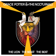 Grace Potter & The Nocturnals, The Lion The Beast The Beat (LP)