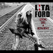 Lita Ford, Living Like A Runaway (CD)