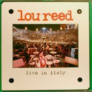 Lou Reed, Live In Italy (LP)