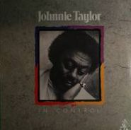 Johnnie Taylor, In Control (LP)