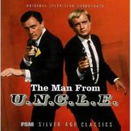 Jerry Goldsmith, The Man From U.N.C.L.E [OST] (CD)