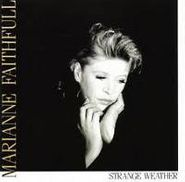 Marianne Faithfull, Strange Weather (CD)