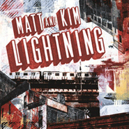 Matt & Kim, Lightning (CD)