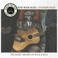 Blind Willie McTell, When The Sun Goes Down: Statesboro Blues (CD)