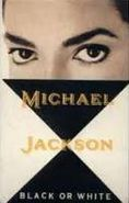 Michael Jackson, Black Or White [Single] (Cassette)