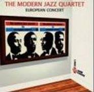 The Modern Jazz Quartet, European Concert (CD)