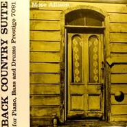 Mose Allison, Back Country Suite For Piano, Bass And Drums (LP)