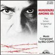 Bill Conti, Murderers Among Us: The Simon Wiesenthal Story [Score] (CD)