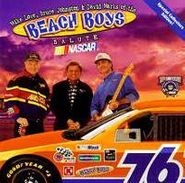 The Beach Boys, Mike Love, Bruce Johnston and David Marks of the Beach Boys Salute Nascar (CD)