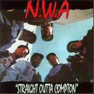 N.W.A., Straight Outta Compton [Clean Version] (CD)