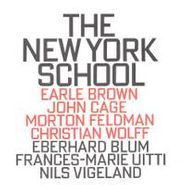 Eberhard Blum, The New York School [Import] (CD)