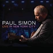 Paul Simon, Live In New York City (CD)