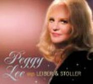 Peggy Lee, Sings Leiber & Stoller [Mirrors] [Limited Edition] (CD)