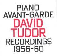 David Tudor, Piano Avant-Garde Recordings 1956-60 [Import] (CD)