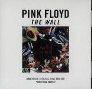 Pink Floyd, The Wall [Immersion Box Set Sampler] (CD)