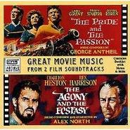 George Antheil, The Pride and The Passion / The Agony and The Ecstasy [Score] [Import] [OST] (CD)