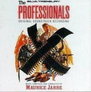 Maurice Jarre, The Professionals [OST] (CD)