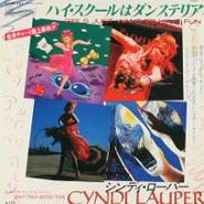 """Cyndi Lauper, Girls Just Want To Have Fun [Japan] (7"""")"""