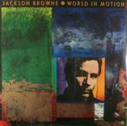 Jackson Browne, World In Motion (LP)