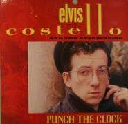 Elvis Costello & The Attractions, Punch The Clock (LP)