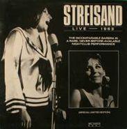 Barbra Streisand, Live 1963 (LP)
