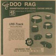 "Doo Rag, Swampwater Mop Down / Engine Bread (7"")"