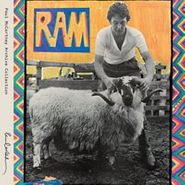 Paul & Linda McCartney, RAM (LP)