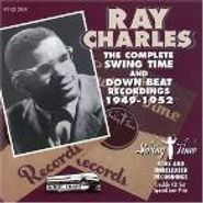Ray Charles, The Complete Swing Time And Down Beat Recordings 1949-1952 (CD)