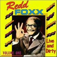 Redd Foxx, Live and Dirty, Volume One (CD)
