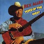 Rex Allen, Voice Of The West (CD)