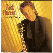 Rick Vincent, A Wanted Man (CD)